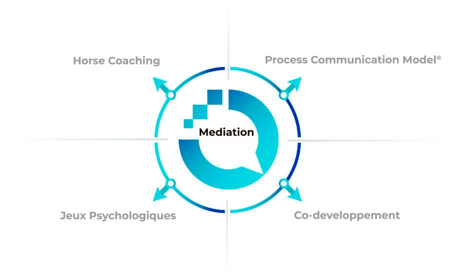 Gráfico de palancas para facilitar la postura ++ | Lead Your Communication